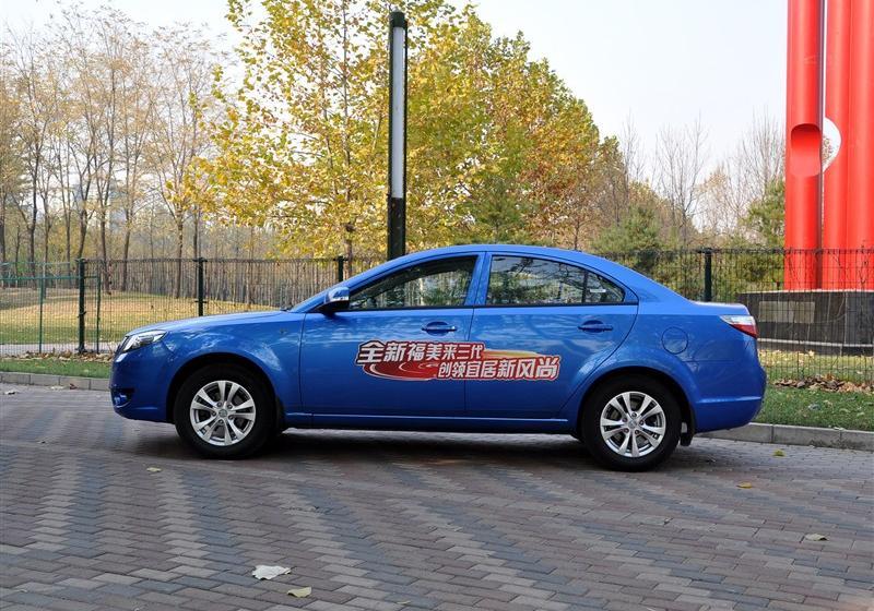海马汽车 福美来 2011款 1.6l自动舒适版