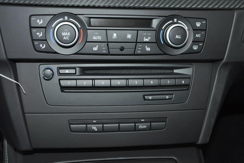 宝马m3(进口)中控台音响控制键