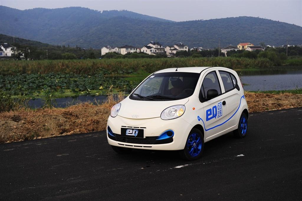 【奇瑞eq图片】奇瑞新能源汽车_奇瑞eq图片_汽车图片