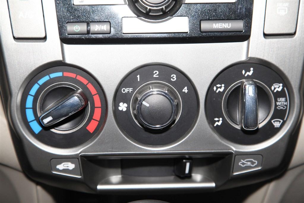锋范中控台空调控制键
