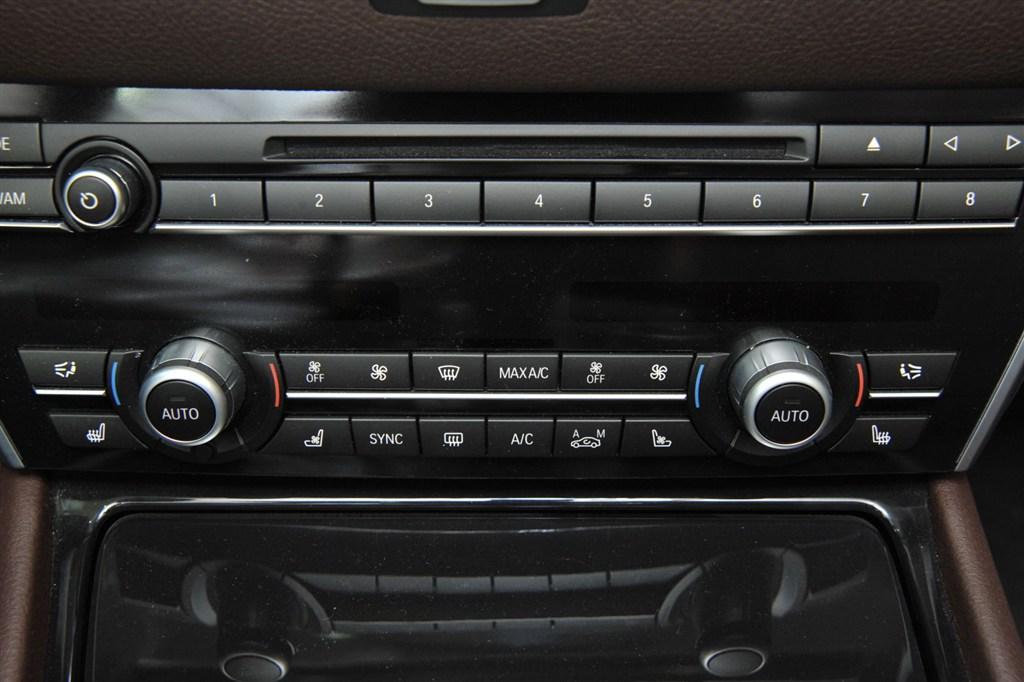 宝马5系gt(进口)中控台空调控制键