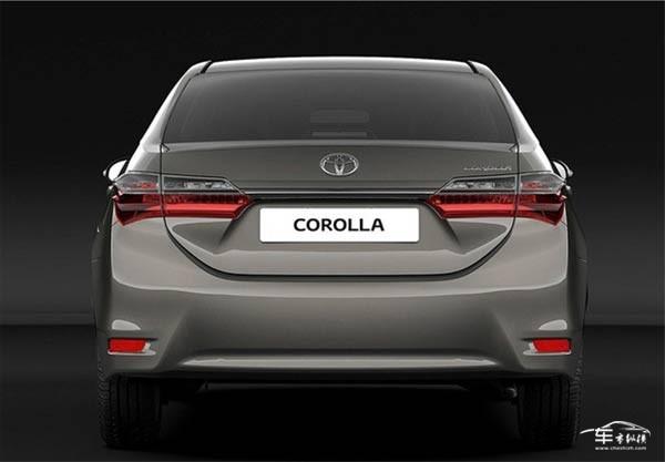 此外,新款卡罗拉延续了现款车型引擎盖上的线条,由车头延伸至车窗处
