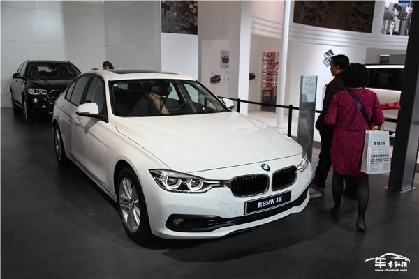 速度与激情 2016天津国际车展宝马展台