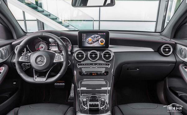 新款亮相amgglc43轿跑将奔驰巴黎车展标致301能装多大的气罐图片