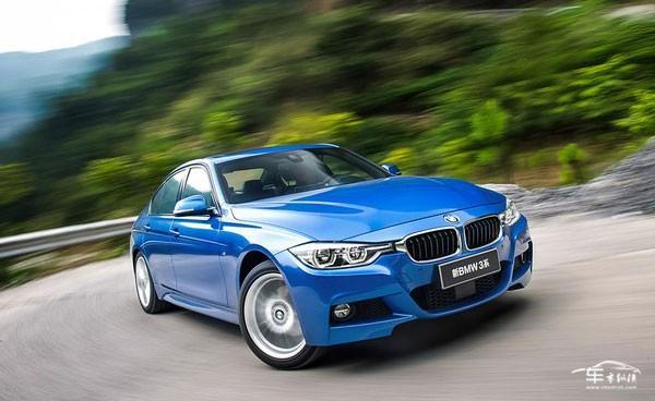 2017款宝马3系9月19日上市 换新发动机